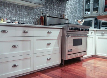 Tribeca NY Kitchen Cabinet Reface