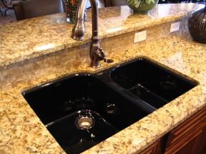 Composite-Granite-Kitchen-Sink-Decor