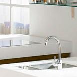 Stainless steel sink modern